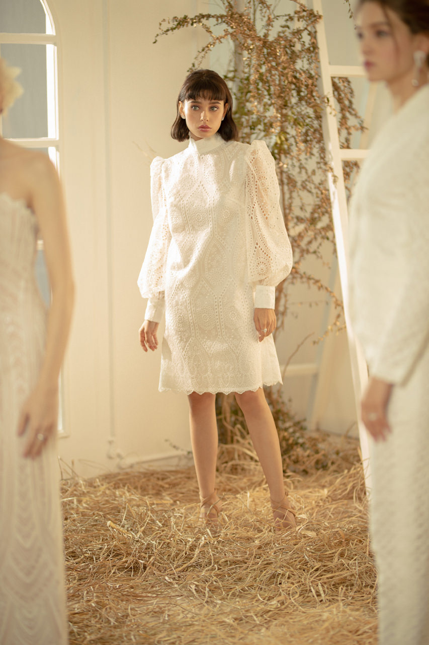 Atelier Debbie Co - Lookbook - Bridal Collection 2019