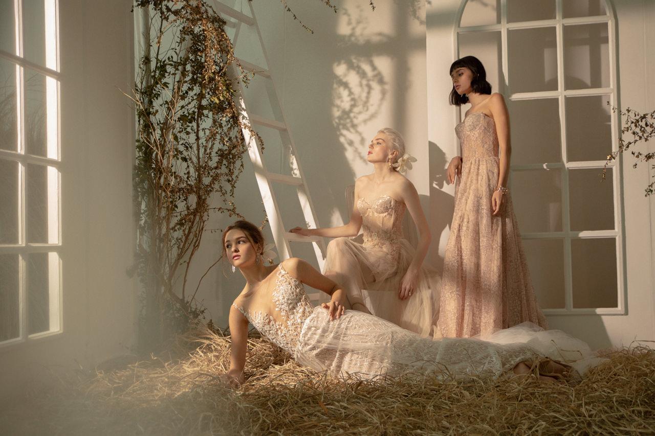 Atelier Debbie Co - Lookbook - Bridal Collection 2019