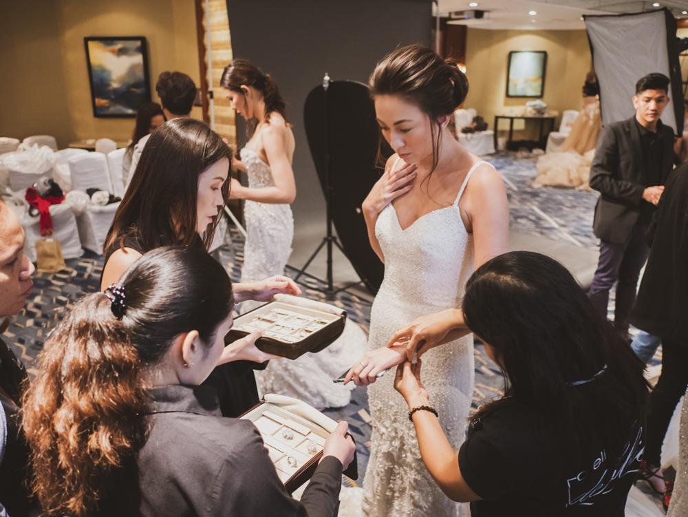 Wedding Dress Philippines - Vows of Elegance 2018 at Makati Shangri-La - Atelier Debbie Co
