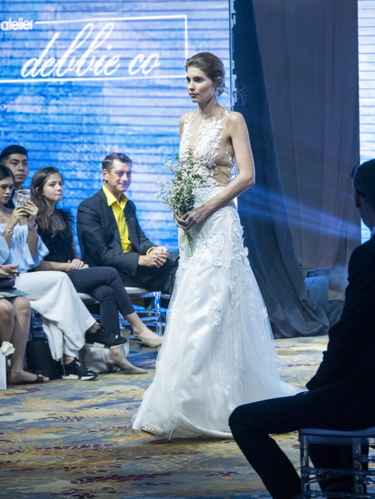 Bridal Show Philippines - Vows of Elegance 2018 at Makati Shangri-La - Atelier Debbie Co