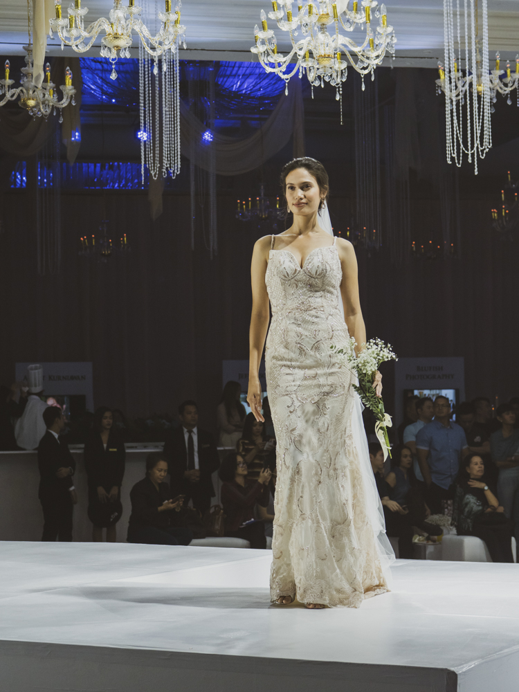 Fashion Show Philippines - Vows of Elegance 2018 at Makati Shangri-La - Atelier Debbie Co