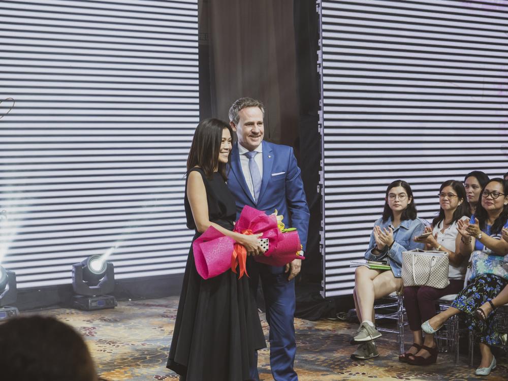 Atelier Debbie Co - Vows of Elegance 2018 at Makati Shangri-La